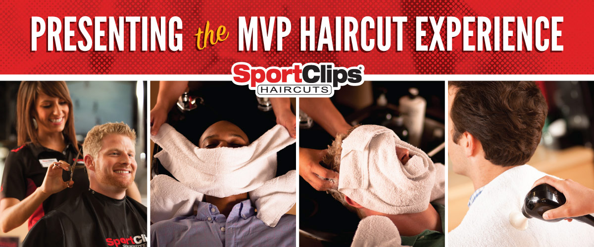 The Sport Clips Haircuts of Plainfield MVP Haircut Experience